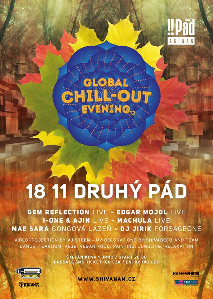 Global Chill-out Evening 12